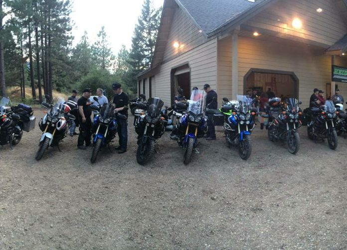 August 2014 ride