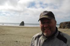 Chris on The Coast