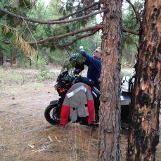 Dan at Rush Creek CG