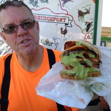 Yes, Paul ate the whole guac burger