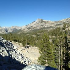 Yosemite from Olmstead Point