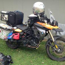 Col. Bob's bike