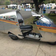The Vetter Streamliner