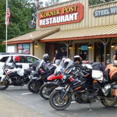 Korner Post, Detroit Lake, OR