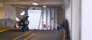Bike on Ferry