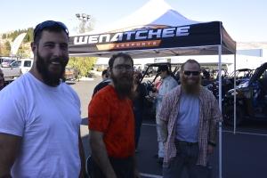 the beard contest